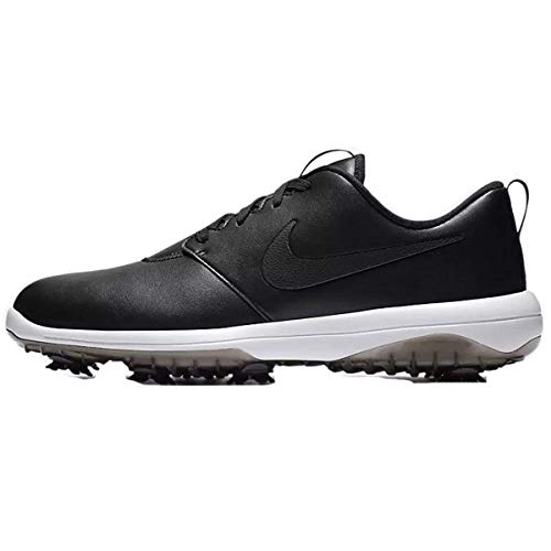 Nike Roshe G Tour Golf Shoes AR5580 001 Black/White (10.5 D US)