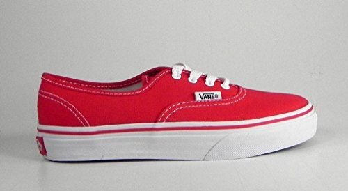 vans red shoes - 1