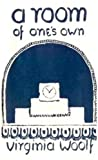 A Room of One's Own by Virginia Woolf front cover