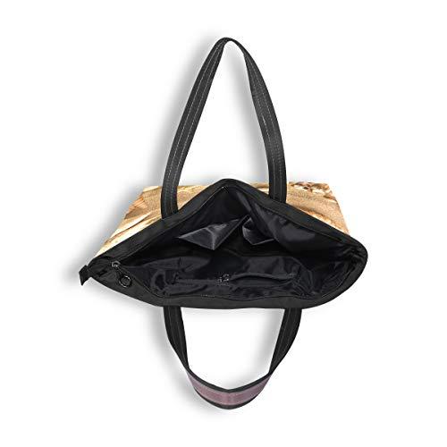 Bolso hombro XiangHeFu 151 mujer para Large al de poliéster Image RqErEdg