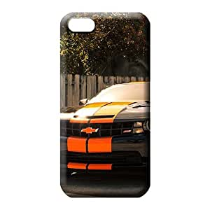 MMZ DIY PHONE CASEipod touch 5 Proof High Grade Cases Covers For phone mobile phone carrying covers chevrolet camaro ss car