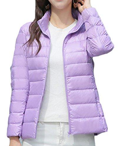 3 Puffer Light Down Ultra Jackets Packable Generic Women's w0qUxaUp