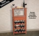 Wine Rack Wood Project Plan