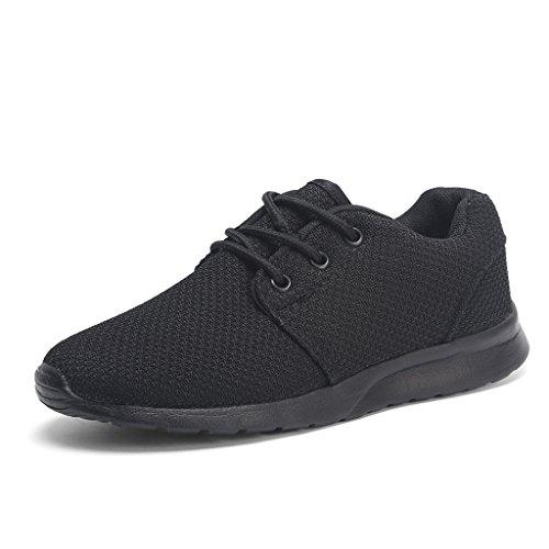 Black Sneakers For School - 7