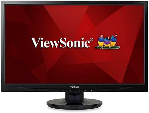ViewSonic VA2446M-LED 24