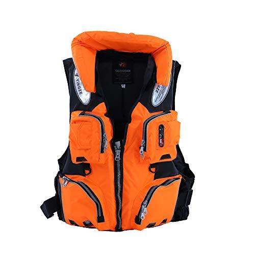 [해외]AIRFRIC 낚시 조끼 플로팅 베스트 베개 기준 남녀 공통 라이프 자 켓 윈드 스 토퍼 구명 조끼 19FTB / AIRFRIC Fishing Vest Floating Vest With Pillow Unisex Life Jacket Wind stopper Life Jacket 19FTB