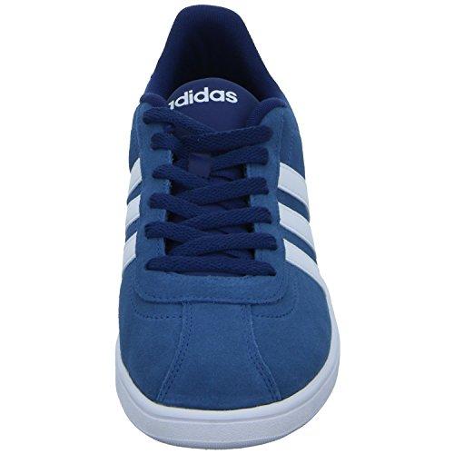 adidas Vlcourt, Zapatillas para Hombre Azul