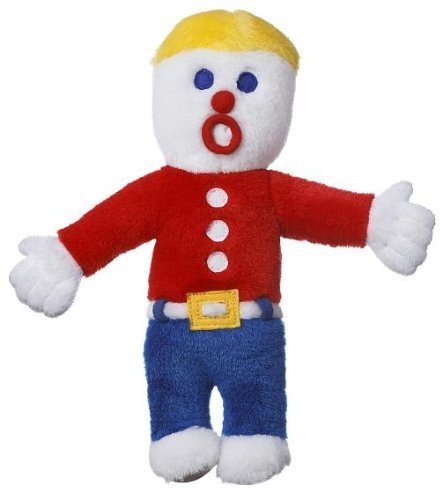 Multipet Mr. Bill Plush Dog Toy 11'' length- by [Pet Supplies]