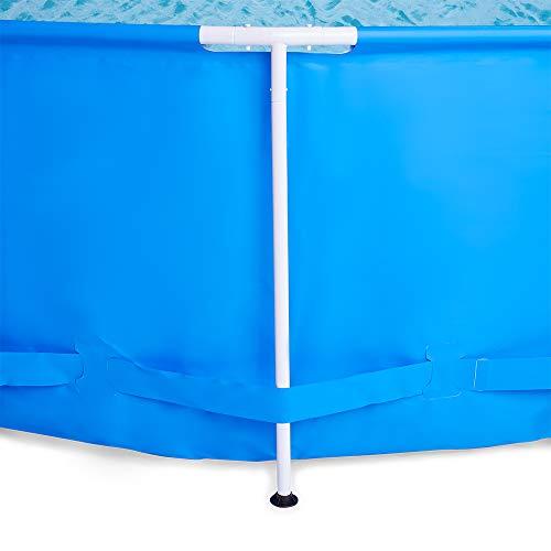 Steel Pro 15' x 48 Frame Pool Set