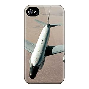 New Style AlikonAdama Commercial Boeing Rc 135 Aircraft Premium Covers Cases For Iphone 6plus
