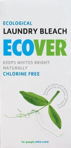 Bleach Ecover Laundry (ECOVER (UK) Ecological Laundry Non Chlorine Bleach Powder, 14 oz [Kitchen])
