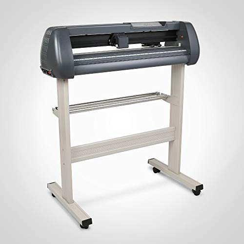 FINCOS 28'' Vinyl Cutting Plotter Pressing Cutter Printer by FINCOS (Image #4)