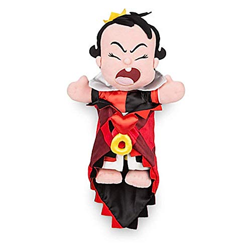 Disney Parks Alice in Wonderland Baby Queen of Hearts in a Blanket 10 inch Plush Doll NEW ()