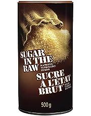 Sugar In The Raw Natural Turbinado Sugar 500g Canister