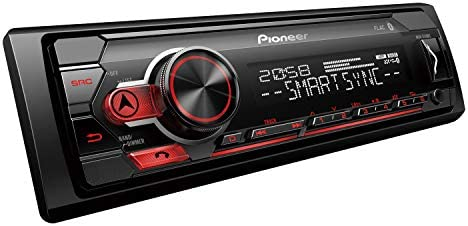 Pioneer DEH-S410BT CD MP3 Sintonizador Bluetooth Usb iPhone Android listo Estéreo Nuevo Y En Caja