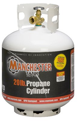 20 Gallon Propane Tank for sale | Only 3 left at -60%