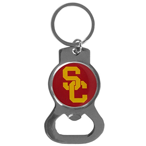 Siskiyou NCAA USC Trojans Bottle Opener Key Chain ()