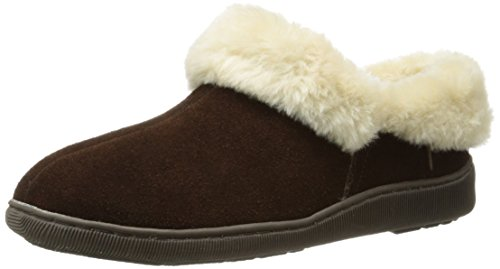 Propet Women's Bootie Slipper,Cocoa,6 M US