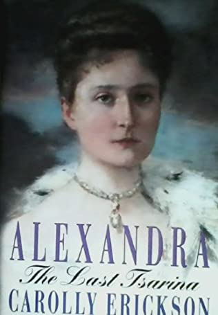 book cover of Alexandra