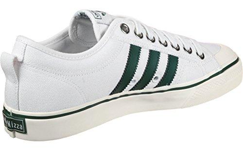 Originals Nizza Weiß adidas Sneaker Grün CQ2327 SqwW7Z6