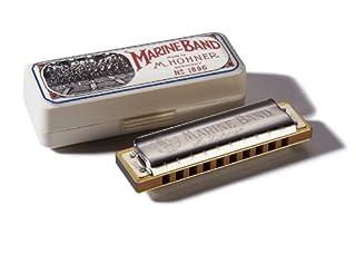 Hohner 1896BX-C Marine Band, Key Of C Major (B0002D00H8) | Amazon Products