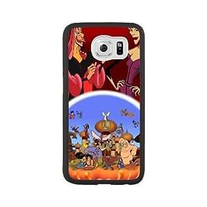 The best gift for Halloween and Christmas Samsung Galaxy S6 Cell Phone Case Black Freak badass nasira disney by disney villains VIK9153044