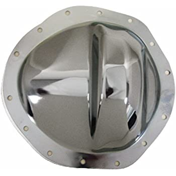 """Chevy Truck 14 Bolt 10.5/"""" Polished Aluminum Differential Cover 3//4 Ton CK2500"""