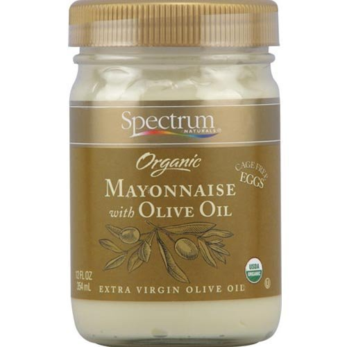 Spectrum Naturals Organic Mayonnaise With Olive Oil 12 Fl Oz (Pack of 6) - Pack Of 6