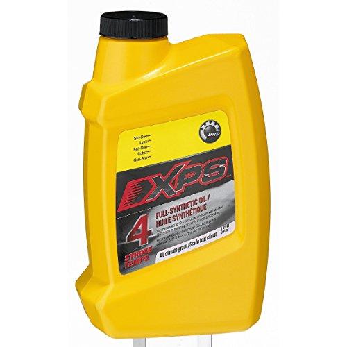 Ski-Doo-Sea-Doo- XPS 4-Stroke Synthetic Oil- All Climate-1 quart