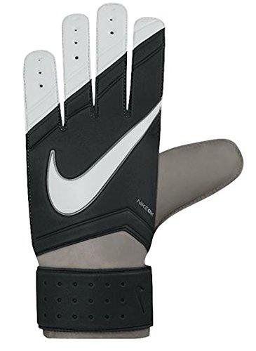 Nike Match Goalkeeper Soccer Goalkeeper Gloves (Black, Gray) – DiZiSports Store