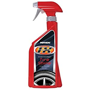 Mothers 20324 FX Tire Shine - 24 oz.