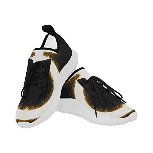 InterestPrint Custom Dolphin Ultra Light Running Shoes for Women Gender2 dlngEicjQ