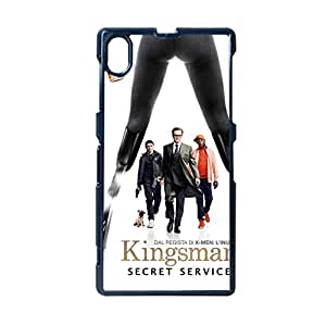Design With Kingsman The Secret Service Abstract Back Phone Case For Man For Sony Xperia Z1 Choose Design 2