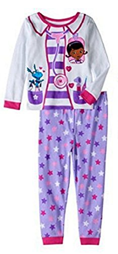 c3d448070a Disney Doc McStuffins Girls Time For Your Check-up 2 pc Pajama Set ...