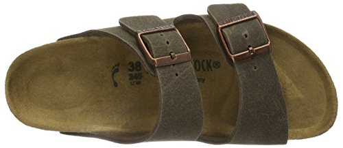 Birkenstock Arizona - Destalonada Niñas Cocoa Brown Mf-Fb
