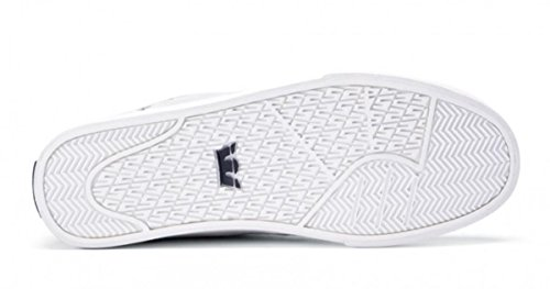SUPRA Skateboard Shoes Shredder Light Grey Black