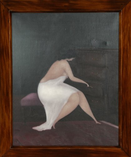 - Woman with Bureau