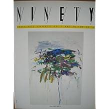 NINETY 10 : JOAN MITCHELLE - L'ART DES ANNES 90