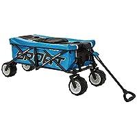 Creative Outdoor 900179-Cool CRO900179 All-Terrain Folding Wagon (Cool Blue), one Size