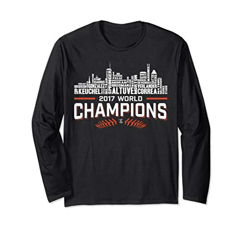 Top 10 recommendation houston astros world series shirt 2017