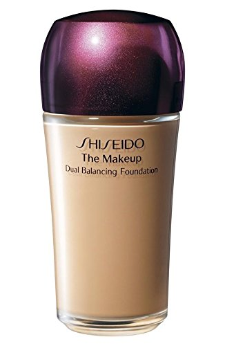 Shiseido The Makeup Dual Balancing Foundation N - I00 Very Light Ivory 30ml/1oz - Estee Lauder Ideal Matte