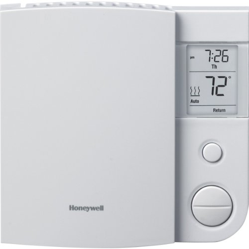 Honeywell RLV4305A1000 Programmable Thermostat Baseboard