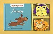 Animais. Jogos de Palavras