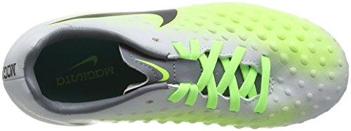 FG de Mixte Black Pure ghost Multicolore Football II Magista Nike Opus Green Chaussures Enfant Platinum 0UqnZtwX7