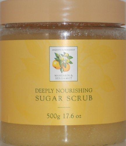 Asquith & Somerset Mandarin & Bergamot Exfoliating Sugar Scrub 19.4 Fl.Oz.