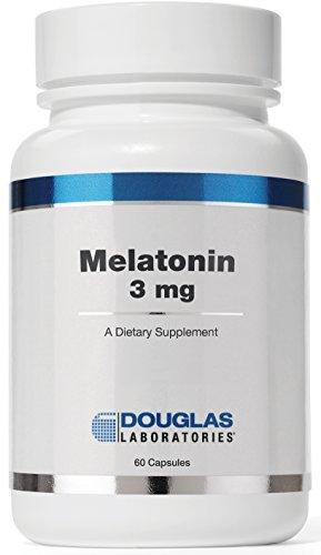 Douglas Laboratories Melatonin Supports Capsules
