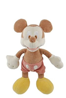 Disney Mickey Mouse Certified Organic Plush by Greenpoint Brands LLC