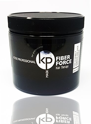 (Kode Professional Fiberforce Hair Therapy Mask, For Extremely Damaged Hair)