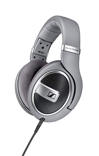 Sennheiser - Hd 579 Over-the-ear Headphones Hd 5 - Silver