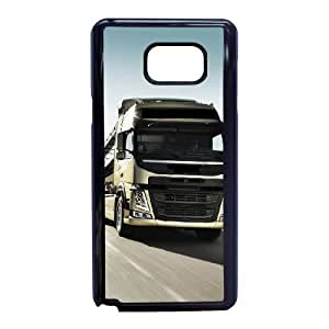 DIY Trucks Theme Phone Case Fit To Samsung Galaxy Note 5 , A Good Gift To Your Family And Friends